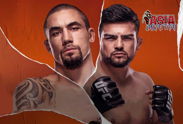 UFC ระเบิดการต่อสู้