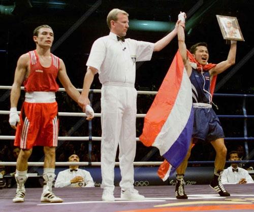 นักมวยโอลิมปิก
