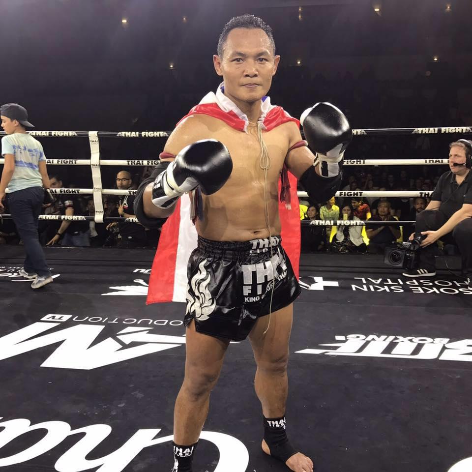 นักมวยไทยชื่อดัง