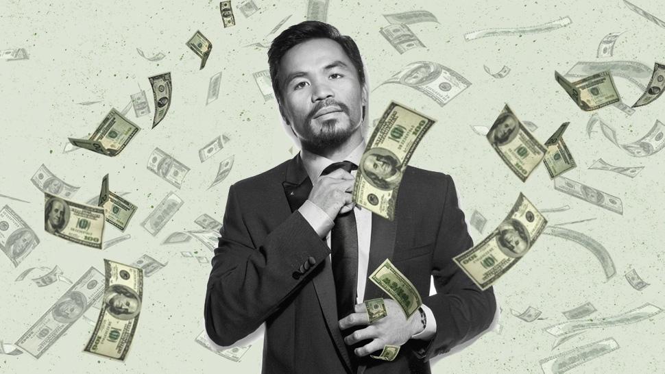 7 นักมวยรวยที่สุด