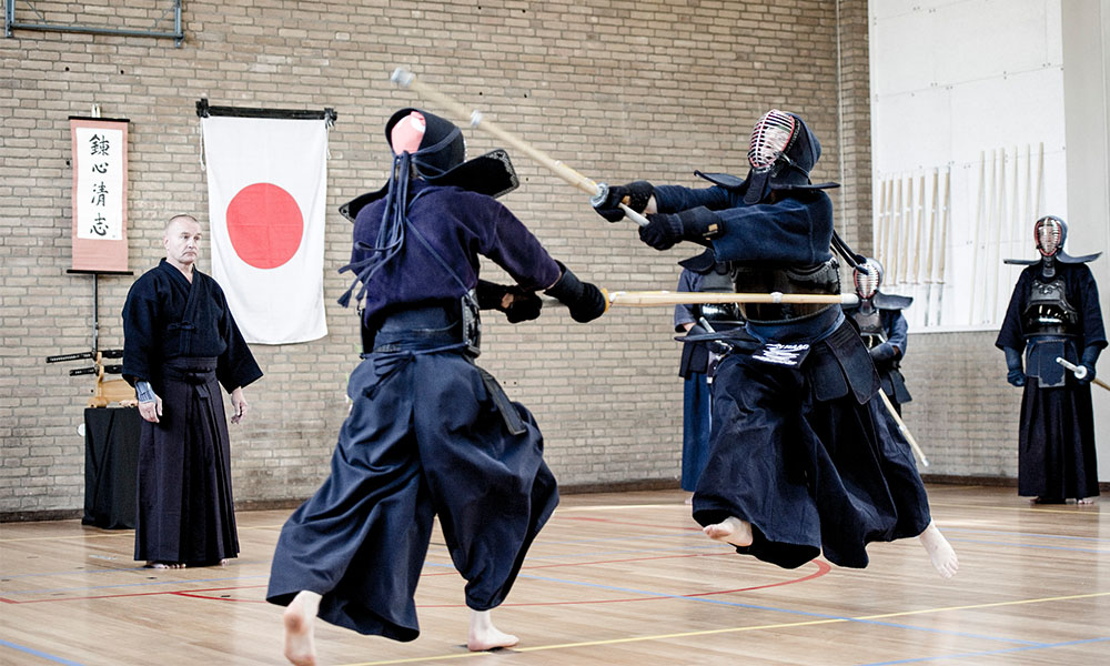 ศิลปะการต่อสู้ ญี่ปุ่น